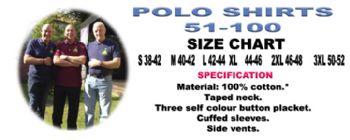 Polo Shirts 51 - 100